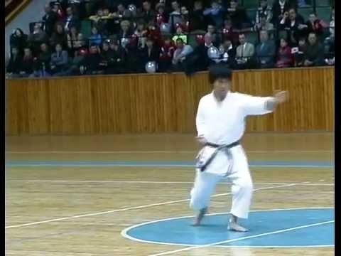 Master Kawasoe, Vladislav Eloyan, RTKF with Russian Ministry of Sport , 2000 year, Krasnoyarsk