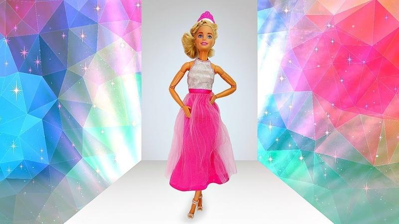 Барби собирается на СВАДЬБУ Кукла выходит замуж Мультики для детей Игры одевалки
