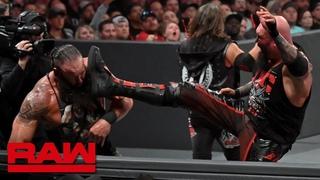 [WBSOFG] Gallows & Anderson vs. Seth Rollins & Braun Strowman – Raw Tag Team Title Match: Raw, Aug. 19, 2019