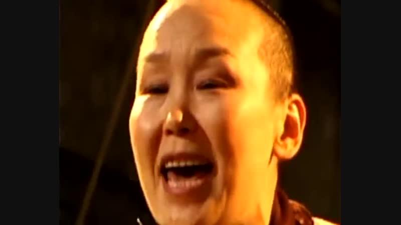 12 Sainkho Namtchylak You are the shaman of your li