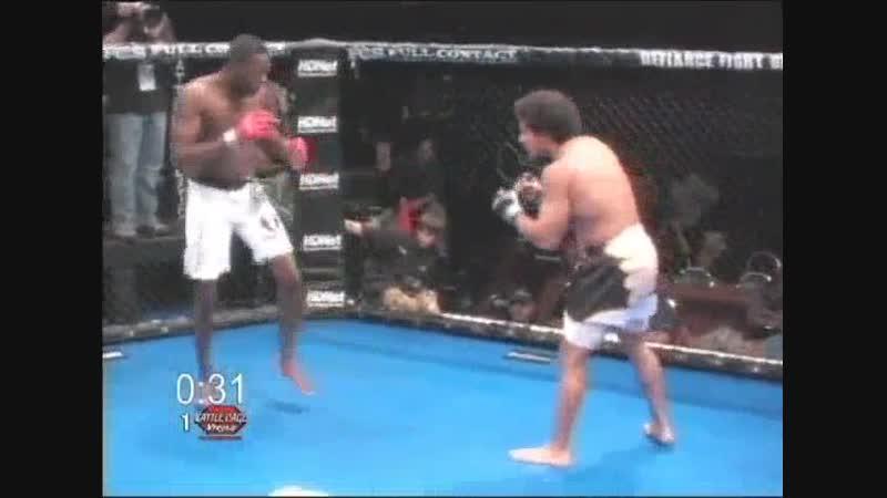 12.07.2008 - BCX 5 - Jon Jones vs. Moyses Gabin