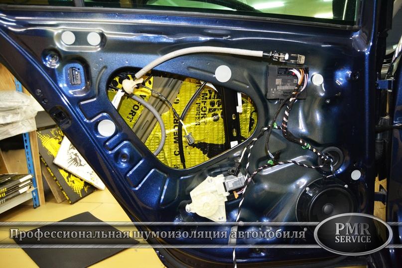 Шумоизоляция Volkswagen Passat, изображение №7