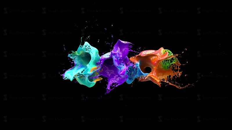 Liquid-explosion-on-black-slow-motion--shallow-dof.mp4
