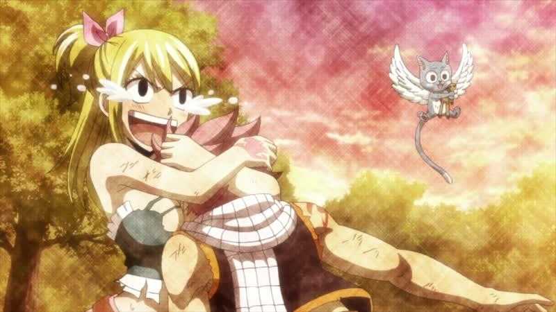 Fairy Tail: Final Series (2018) (TV-3) / Сказка о Хвосте Феи: Финал ТВ-3 - 51 (328) серия END [Озвучка: Nokinal,Euler(AniMaunt)]