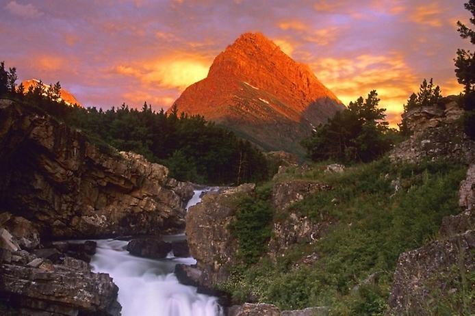 Национальный парк Глейшер, изображение №3