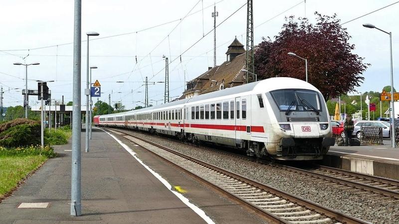 Bahnhof Treysa in Nordhessen..............