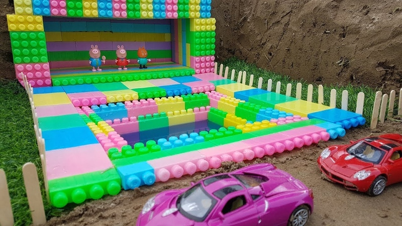 Гений LEGO Дети будут в восторге Видео для детей Конструктор Лего Для детей