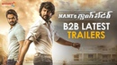Nani's Gang Leader B2B Latest Trailers Karthikeya Vikram Kumar Anirudh Mythri Movie Makers