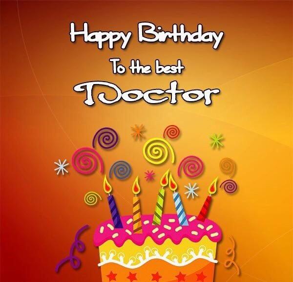 с днем рождения доктор картинки пошутили налаженном