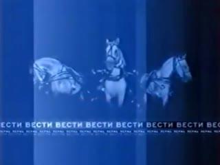 """Сборник заставок программ """"Вести-Регион"""" (Россия, 2003-2005)"""