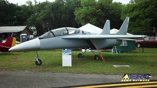 Aero-TV: Walter Mitty's Near-Jet - The PJ-II Dreamer Ducted Fan