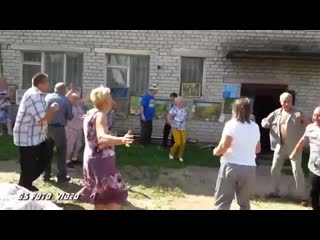 Chanson Remix Cover Funny dancing ПриколКА Желтые тюльпаны Disco 80 90 Best from Chanson