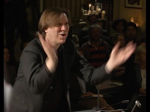 Purcell Rejoyce in the Lord alway Collegium Vocale Gent Capriccio Stravagante Sempé