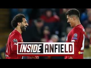 Inside anfield: liverpool 4-3 salzburg   behind-the-scenes from another champions league win