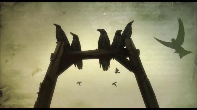 Led Zeppelin - Gallows Pole (перевод субтитры)
