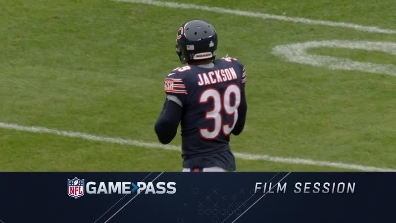 NFL Eddie Jackson