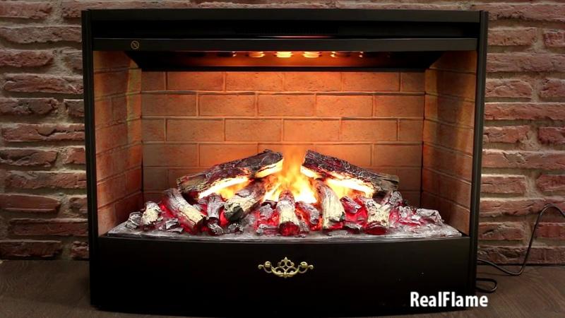 Электрический очаг RealFlame 3D Firestar 33