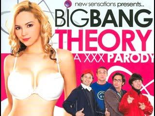 Теория большого траха: XXX Пародия с участием Эшлинн Брук \ Big Bang Theory: A XXX Parody (2010)