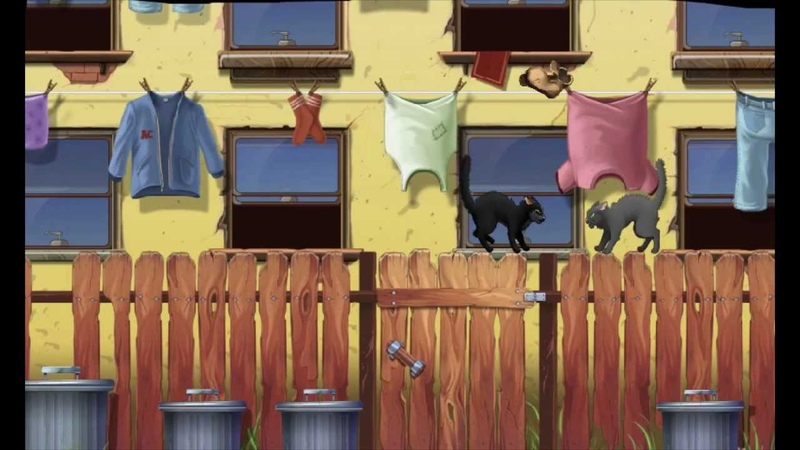 Alley Cat Game — support us on indiegogo.com