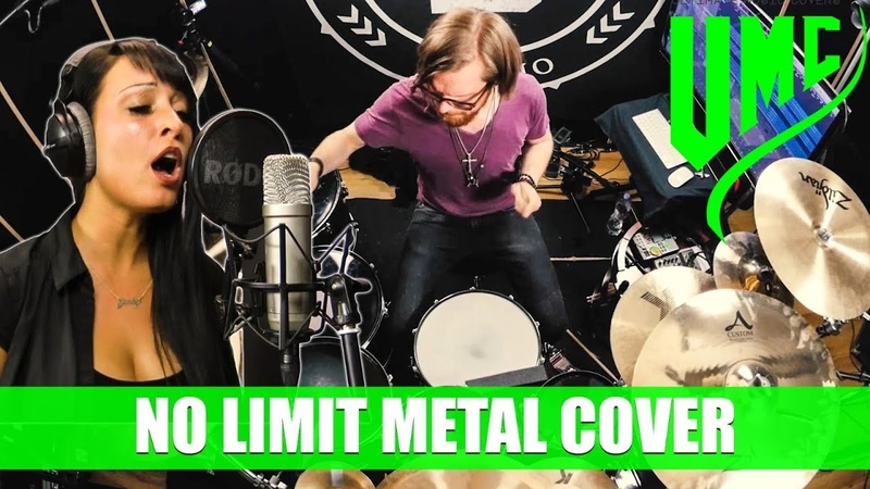 2 Unlimited No Limit HD Metal Cover by UMC feat Jacky Vox and Matthias Schneck