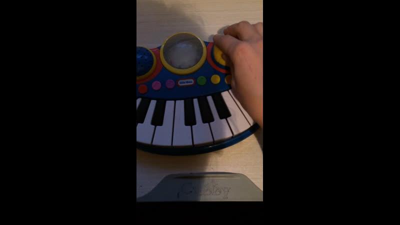 Піаніно Фішер прайс little tikes