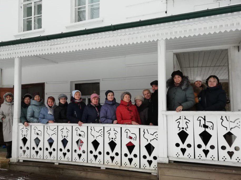 Участники проекта «Московское долголетие» из Некрасовки посетили усадьбу Толстого в Ясной Поляне