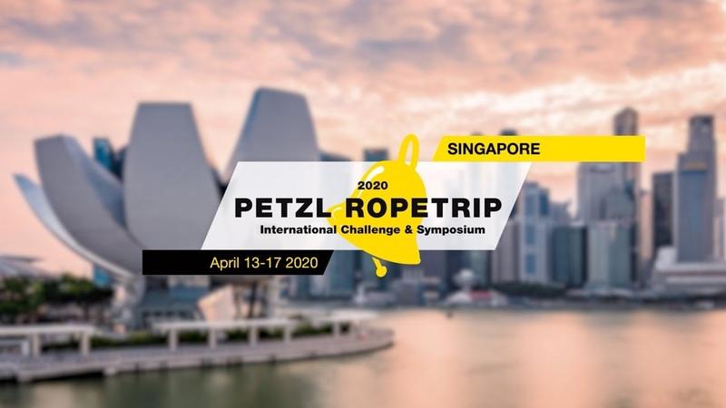 [Join Us] Petzl RopeTrip® 2020 Singapore