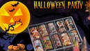 Kissbuty Halloween Nail Foil Transfer Stickers