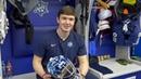 Антон Красоткин рассказал о своем шлеме
