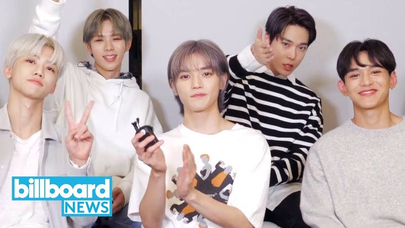 NCT Talk Resonance Pt 1 and Share a Message to Their Fans Billboard News