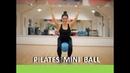 Pilates Mini Ball (30 MINUTE WORKOUT)