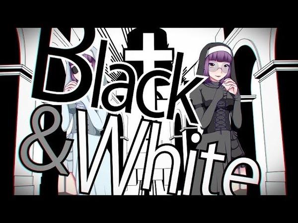 -MASA Works DESIGN- BlackWhite(Lyric Video)