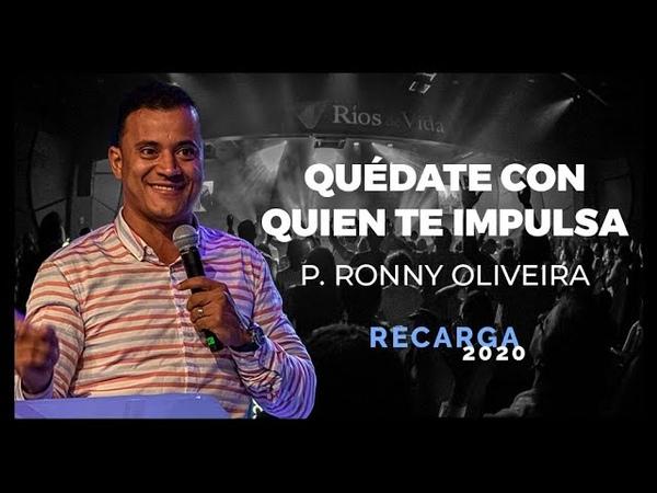 P. Ronny Oliveira - Quédate Con Quien Te Impulsa (En Vivo Desde RDV Turbaco)