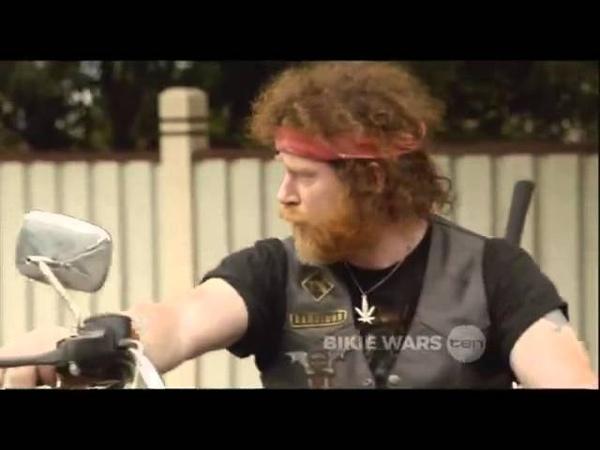 Байкеры Братья по оружию Bikie Wars Brothers in Arms 2012 трейлер