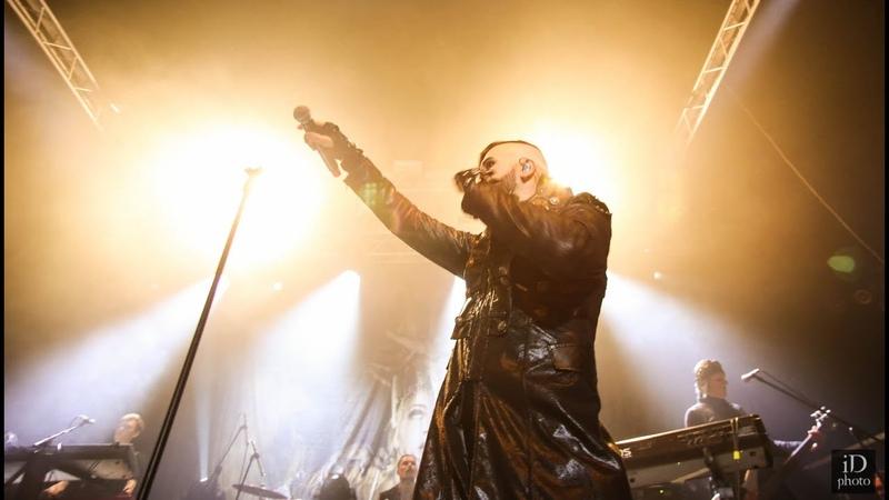 OOMPH Tausend Mann Und Ein Befehl live concert in Minsk 2019