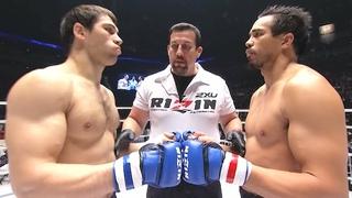Anatoly Tokov (Russia) vs A.J. Matthews (USA)   KNOCKOUT, MMA fight HD