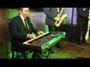 Jazz Systems trio All Of Me Живая музыка на праздник в СПб