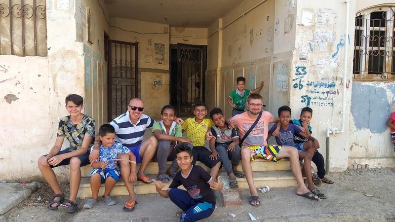 Египет 2020 Районы Хургады Изучаем местность на карантине