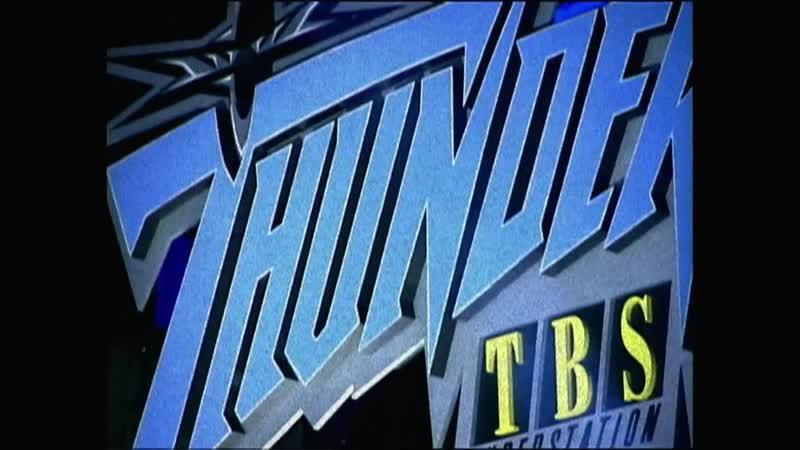 WCW THUNDER 2000 Late Intro