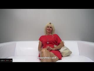 Czech: Czech Casting - Ivana (E9586) (porno,sex,full,xxx,mature,fuck,suck,lick,boobs,pussy,old,pov,blowjob)