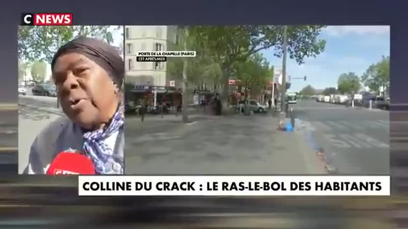 À la porte de La Chapelle, ils volent, agressent les gens, violent les femmes