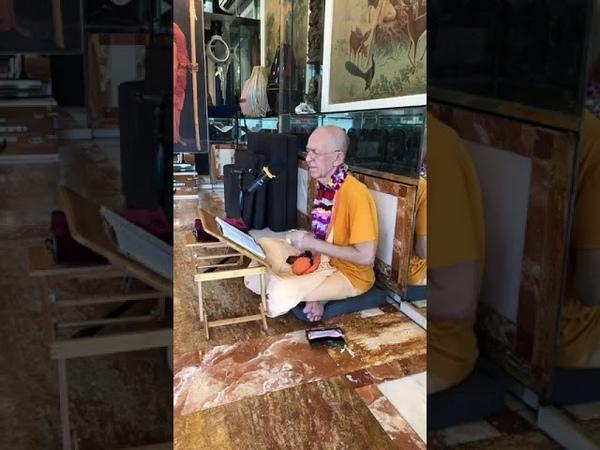 BVV Narasimha Swami, SB 10.60.45, Hong Kong, 01.09.2019
