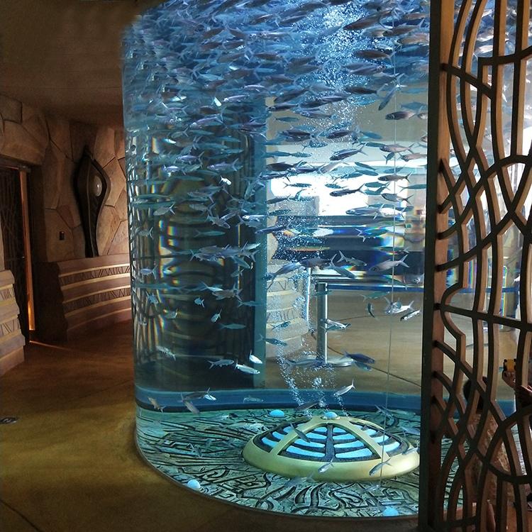 Акриловые колонны (стекла)