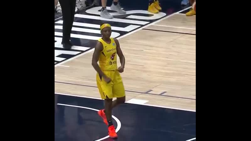 Erica Wheeler made a go-ahead layup with 11.9 seconds left