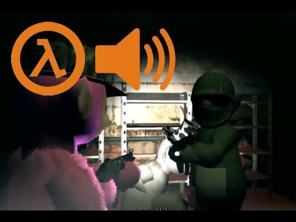 Slendytubbies 3 DLC with Half life SFX MEME