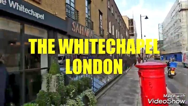 The Whitechapel Hotel London Лондон Appartment Great Britain