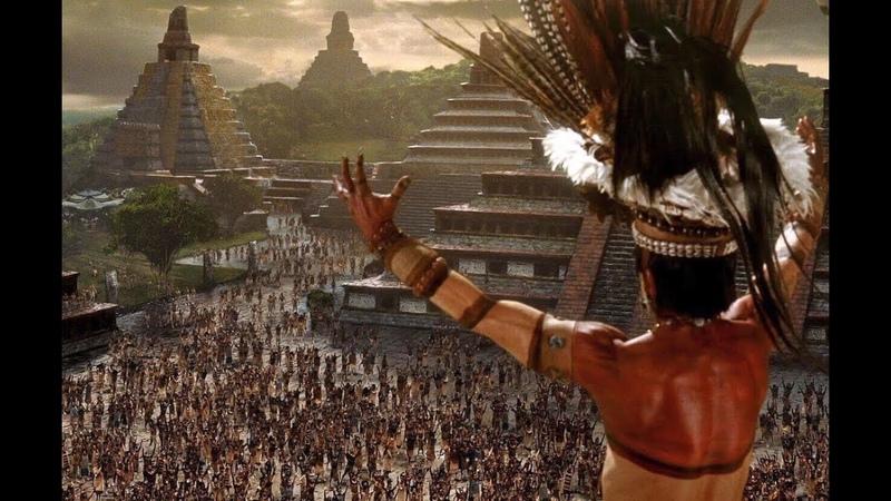 History Channel Загадки Майя