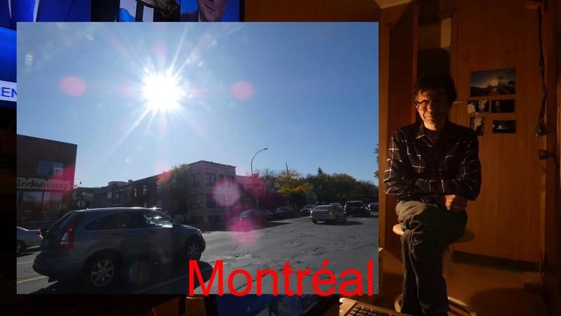 À Montreal jai faits de bonne vidéo semblables a celle de Sorel