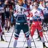"""Federico Pellegrino 🎿🇮🇹 on Instagram: """"Ecco cos'è successo ieri gara di 30km in pieno stile Northug. È stato bello participare alla prima jante"""