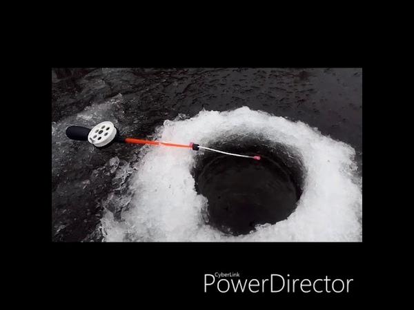 Зимняя рыбалка. Съемка и монтаж видео на телефон.